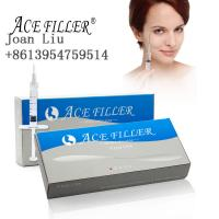 Best ACE 1ml fine line injectable hyaluronic acid filler for eye wrinkle wholesale