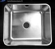 Quality WenYing high quality stainless steel deep drawn parts Kitchen sink WY-5246 for sale