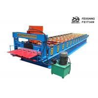 Quality Metal Roof Tile Roll Forming Machine Iron Sheet Zinc Metal Building Material for sale