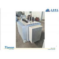 Quality Full Sealed Outdoor Oil Immersed Power Transformer 20kv With Three Phase for sale