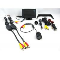Quality 628 x 586 Pixels Wireless Car Rear View Camera System IP68 for sale