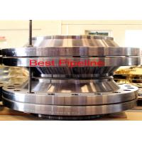 Quality Alloy Steel Reducing Weld Neck Flange , Carbon Steel Forged Flanges  for sale