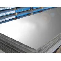China Cold Rolled / Hot Rolled Stainless Steel Plate 8K Mirror PE Covered For Wall Decoration on sale