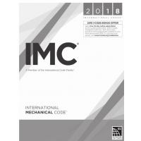 Buy 2018 International Mechanical Code (IMC 2018) by International Code Council PDF at wholesale prices