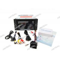 Quality Wince CE6.0 Ford DVD Navigation System SYNC Focus Sliver GPS Radio 3G Wifi BT TV for sale