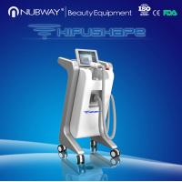 Quality Liposonix Body Lift HIFU Body Shape Beauty Machine HIFU Slimming Body Shape for sale
