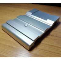 Quality Good quality bright anodized extruded cnc aluminum part custom aluminum fabrication for sale