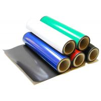 Best Custom Cut Flexible Rubber Magnet Sheet / Magnetic Sheeting Roll with 630mm Width Max wholesale