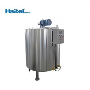 Quality Jam Depositing 22.5 Rpm/Min 500l Chocolate Holding Tank for sale