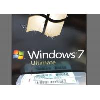 Quality Global Language Valid Windows 7 Ultimate Product Key Full Version Warranty For Lifetime for sale
