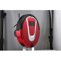 Quality Wholesale of Intelligent Robot Vacuum Cleaner with LED Red Color CB Certificate for sale