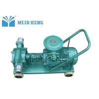 Quality Explosion Proof Centrifugal Oil Pump Self Priming Transfer Pump With Sliding Vane for sale