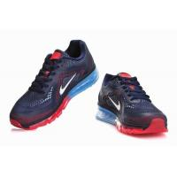 China Nike Air Max 2014 shoes blue red www.doamazingbusiness.net on sale