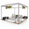 Buy cheap Lighting Aluminum DJ Truss 0.5m 1m 1.5m 2m Length from wholesalers