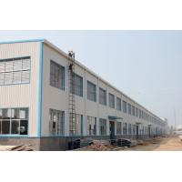 Quality Q345 Grade Light Pre Engineered Steel Structure Workshop Multi Layer Floors for sale