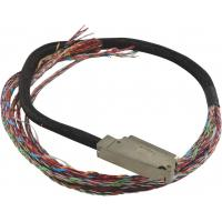 Buy cheap OEM ODM Custom IDC Cable Assembly One End With 2pcs Connector from wholesalers