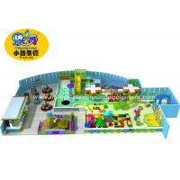 Buy cheap Children soft play area game Soft Indoor Playground Equipments for mall from wholesalers