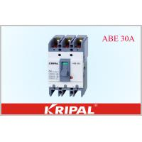 Quality ABE 63b 30A 3P Thermal Terminal Circuit Breaker Electromagenetic Type High Speed Pressed for sale