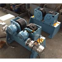 Quality Tank rotator and pipe turning rolls welding automation tools designed model for sale