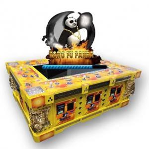 Quality Kungfu Panda Fish Hunter Arcade Casino Game Machine for sale