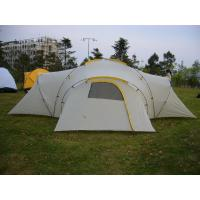 Quality big tent for family with 6-8 person----go camping with a big tent! for sale