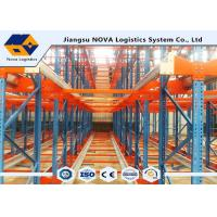 China Heavy Duty Pallet Shuttle System Corrosion Protection on sale