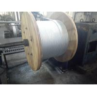 Quality BS 183  Galvanized Steel Strand 19×3.55mm for sale