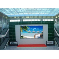 Quality SMD3528 P6mm Indoor Advertising Led Panels 250*250mm for sale