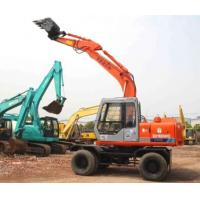 Quality Used Hitachi EX100WD Excavator/Hitachi EX100WD for sale