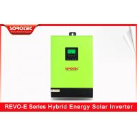 Buy cheap 3000W REVO-E Series Hybrid Solar Power Inverters with LCD  Display for Home Appliances from wholesalers