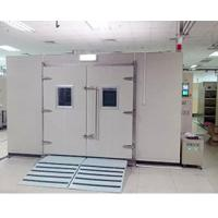 Imported Compressor Walk In Humidity Chamber High Speed Heater Surface Evaporating System