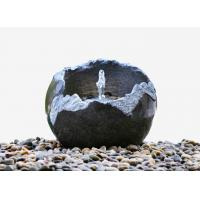 Best Polised Finishing Modern Garden Fountains / Small Outdoor Fountains With Lights wholesale