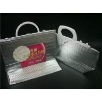 Household Plastic Gift Bags With Handles , Plastic Carrier Bags Shock Resistance