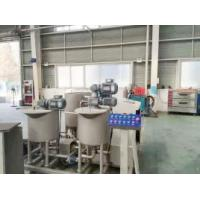 Quality Automatic Small Chiffon Cake Aeration System With Siemens PLC Control for sale