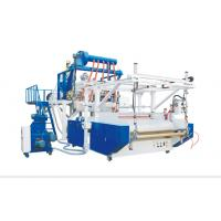Buy cheap Plastic Stretch Film Machine Biodegradable Stretch Film Plant 3 Or 5 Layers from wholesalers