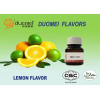 Liquid Lime Lemon Soft Drink Flavours Water Soluble Food Flavouring for sale