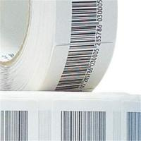Quality Custom 8.2Mhz Paper 4*4 Seal Sticker EAS RF Label Anti Theft For Retail Store for sale