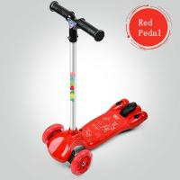 Quality High Quality  Children Toy Skate Scooter /Buy Kids Scooters Bike From China/Child Cheap Three Wheels Spray Scooter for sale