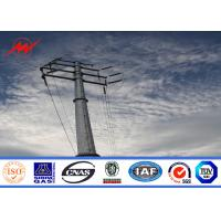 Best 1mm - 30mm Thickness Electrical Steel Utility Pole For Power Distribution Line Project wholesale