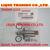 Quality DENSO Original and New Suction Control Valve 294009-1221 SCV Kit for HP3 pump 294200-0270 33130-45700 for sale