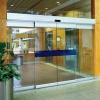 Quality Automatic sliding glass door, large bearing capacity for sale
