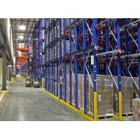 Quality Heavy Duty Drive In Pallet Racking with High Quality for sale