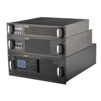 Quality 1KVA - 10KVA Rack Mount UPS / 19 Inch LCD Double-Conversion UPS for sale
