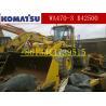 Buy cheap Used Wheeled Loader Komatsu WA470-3/Komatsu WA470-3 from wholesalers