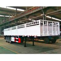 China 3 Axles China utility Trailer, China Cargo Trailer, China Truck Trailer, China sidewall trailer on sale