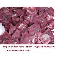 Quality bangdeli clean point tampons for sale