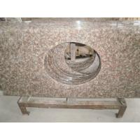 Quality Artificial stone Solid Surface Kitchen Countertop Granite Vanity Top for sale