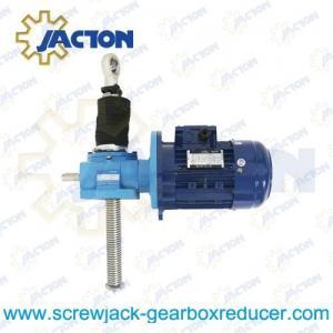 China electric screw jack, electronic jack push lift, electric motor screw jacks on sale
