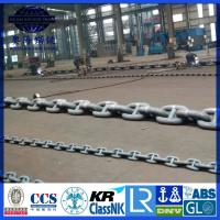 Quality 124mm Offshore Mooring chain-Aohai Marine China Largest Factory With IACS certification for sale