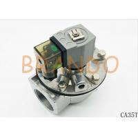 China 1 1/4 Inch Pipe Size Pneumatic Pulse Valve CA35T Efficient Dust Collector on sale